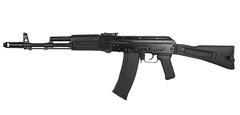 【取寄・ガス漏れ永久保証付】GHK AK74MN GBB ガスガン ガスブローバック
