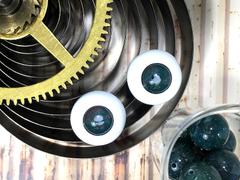 Machineral eye:シュブ=ニグラス【20mmペア】初期ロット特価