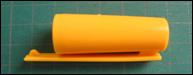 キャップ キイロ(黄色)