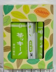 茶ッキーセット(静岡一番茶)