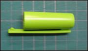 キャップ キミドリ(黄緑)