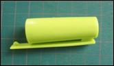 キャップ ウスキミドリ(うす黄緑)