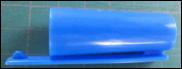 キャップ ブルー