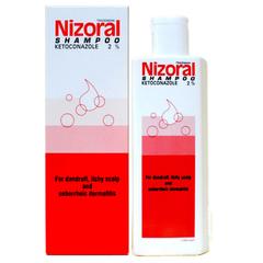 ニゾラールシャンプー  50ml-200ml /Nizoral Shampoo