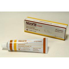 ニゾラール クリーム(ケトコナゾール2%)10g-20g/ nizoral cream