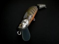 限定ジョインテッド78S                                                          手割真珠貝岩魚