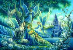 ポストカード:「楽園の祝福」