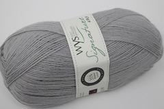 WYS 4Ply(129) Dusty Miller(薄グレー)