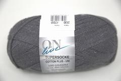 ONline Cotton Plus Uni 2530 グレー