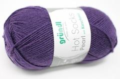 Gruendl Hot Socks Pearl  15 紫