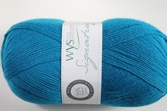 WYS 4Ply(365) Blueberry Bonbon (濃ターコイズ)