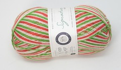 WYS 4Ply(989) Candy cane