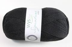 WYS 4Ply(099) Liquorice (黒)