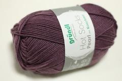 Gruendl Hot Socks Pearl  05 pflaume赤紫