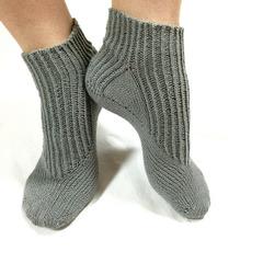 靴下パターン Penne (ダウンロード商品)