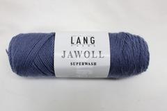 Jawoll Uni 50g   0007 薄いブルーグレー