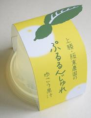 阪東農園のぷるるんじゅれ ゆこう味