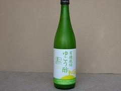 有機ゆこう果汁 720ml