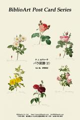 ルドゥーテ 「薔薇図譜」(2)