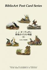 オーデュボン 野鳥のイラスト特選(5)