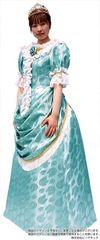 【鹿鳴館風ドレス】 ★ら277