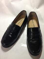 【靴/ローファー・黒】★J08-OP