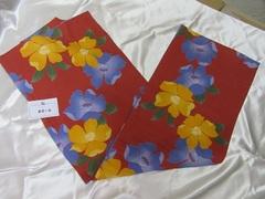 【女物浴衣(赤色系-2)全10タイプ】販売 ★N80