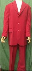 【赤スーツ】 ★あ332