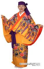 【琉球衣装】2色  ★N301