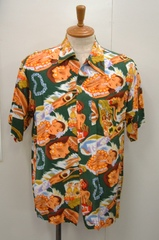 【アロハシャツ(3)全15タイプ】販売 ★あ334