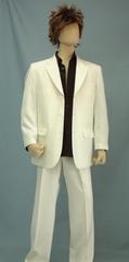 【白スーツ】販売 ★さ849