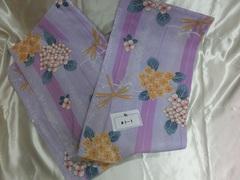 【女物浴衣(紫色系)全3タイプ】 ★N81