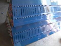 "52"" Double Deck Catalog Rack"