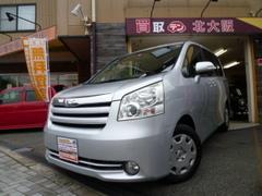 トヨタ ノア X 社外HDDナビ+TV 両側スライド キセノン フォグ ETC