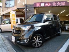 トヨタ bB Zエアロバージョン 社外SDナビ+地デジ エアロ キセノン
