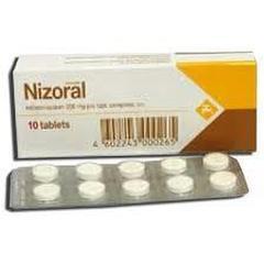 NIZORAL TAB 200mg
