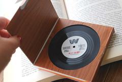リアルレコードコースター