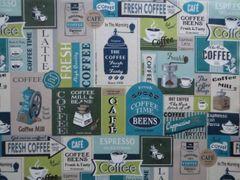 SZ826579B  Coffee break  B ブルーグリーン系