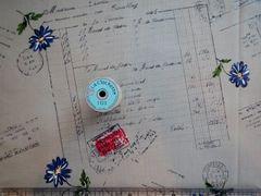 SZ826384D  Paper&Marguerite D サンドグレー
