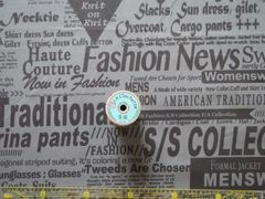 SZ826547E   fashion newsE 墨黒×グレー