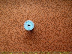 SZ826473B  Stipple quilt B オレンジ