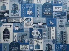 SZ826579E  Coffee break  E ブルー系