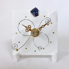 結晶置時計:受注生産