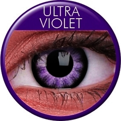 ColourVUE BIGEYES【ULTRA VIOLET】デカ目紫コン 2枚1セット