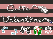 Cutie Valentine(普通購入→ライセンス)