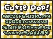 Cutie Pop! (ライセンス契約)