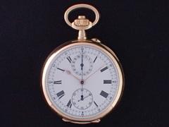 AT-13 ルロア クロノグラフ 懐中時計