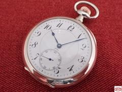 AS-16 無銘 ギョームテンプ 懐中時計