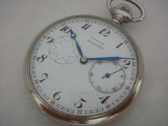 AL-54 ゼニス BILLODES 懐中時計