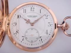 AP-62 ユリスナルダン ハンターケース懐中時計